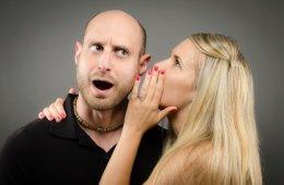 secrets, telling your spouse a secret