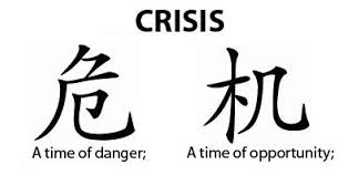 dealing with crisis - it's in the stars