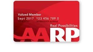 hey sister aarp card