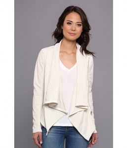 Zappos beige draped leather $64.99