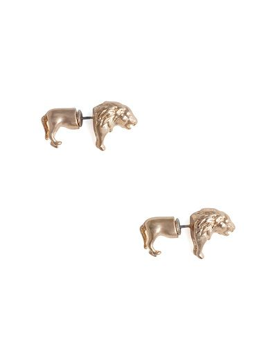 On The Prowl earring available at jewelmint.com