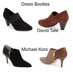 Dress Booties