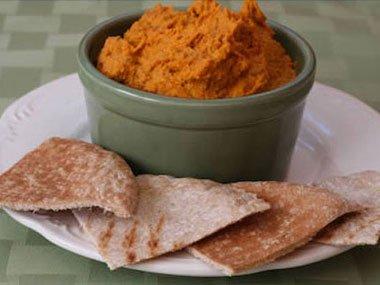 Hummus variations