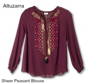 PeasantBlouse