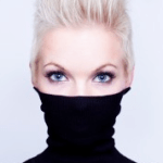 black turtleneck fashion