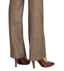 Well tailored pants