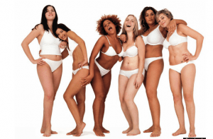 The Dove Campaign  For Real Beauty