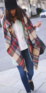 Pendelton Wool Shawl