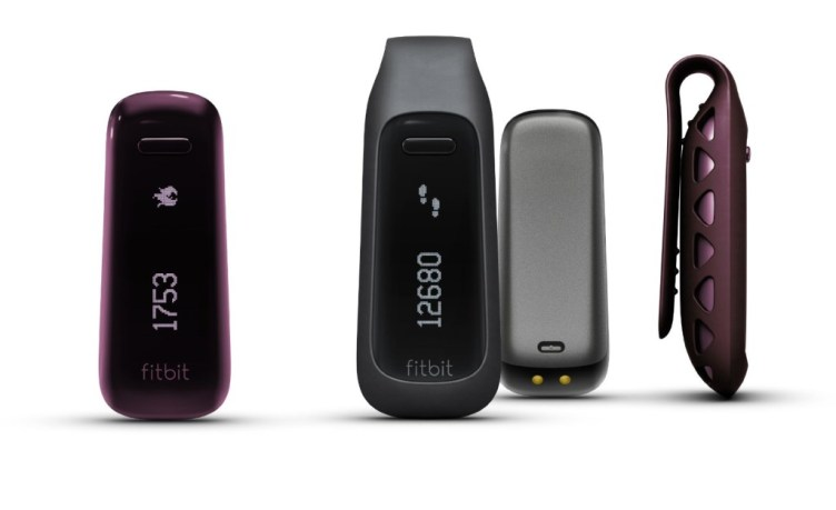 clip on fitbit
