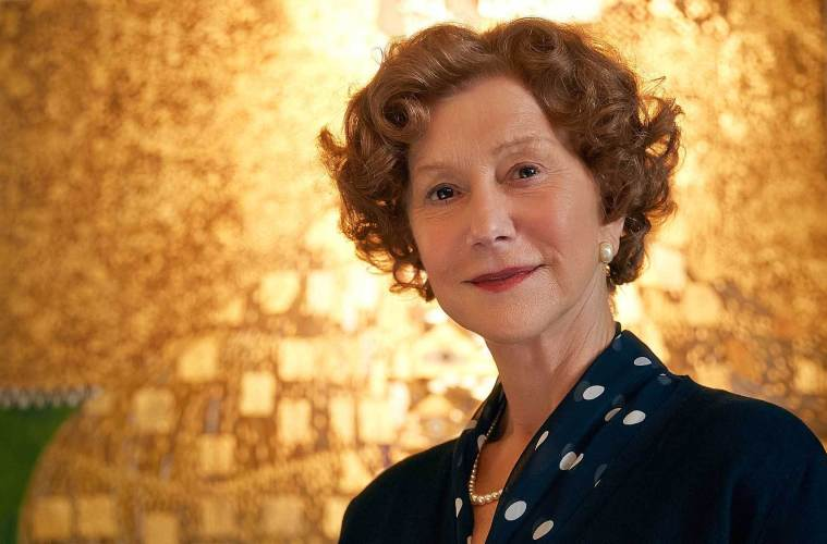 Helen Mirren in Woman in Gold