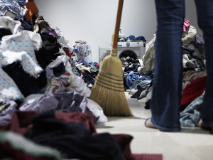 3 tips for getting rid of kid stuff