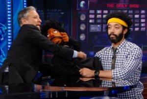 Wyatt Cenac on The Daily Show