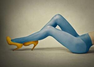 stockingsblue