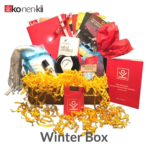 Konenkii Winter Box