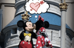 disney, micky and minnie mouse