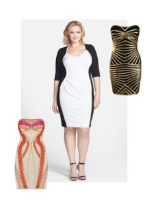 side-panel-dress-graphic-styles