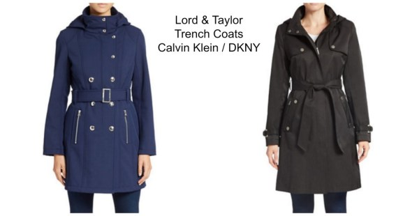 L&T Trench Coats