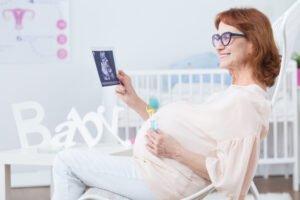 midlife pregnancy