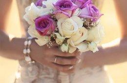 older bride