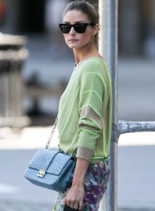 3c2750e69fdb Our best-loved piece from her collection is the legendary Dior Miss Dior Shoulder  Bag. Source  https   www.pinterest.com cynstz olivia-palermo-her-dior-bags  ...