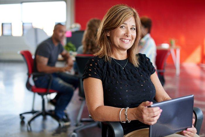 women empowering women at midlife