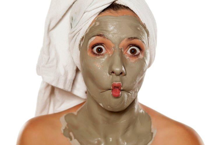 beauty day, face mask,