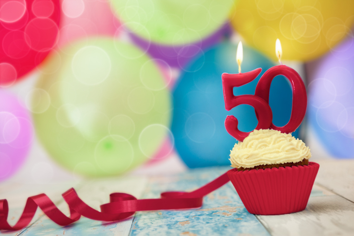 50 Gifts I Gave Myself For My 50th