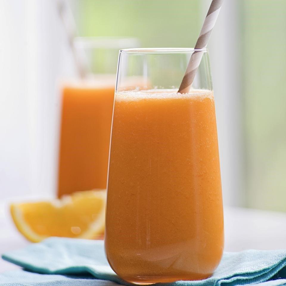 Carrot-Orange Juice