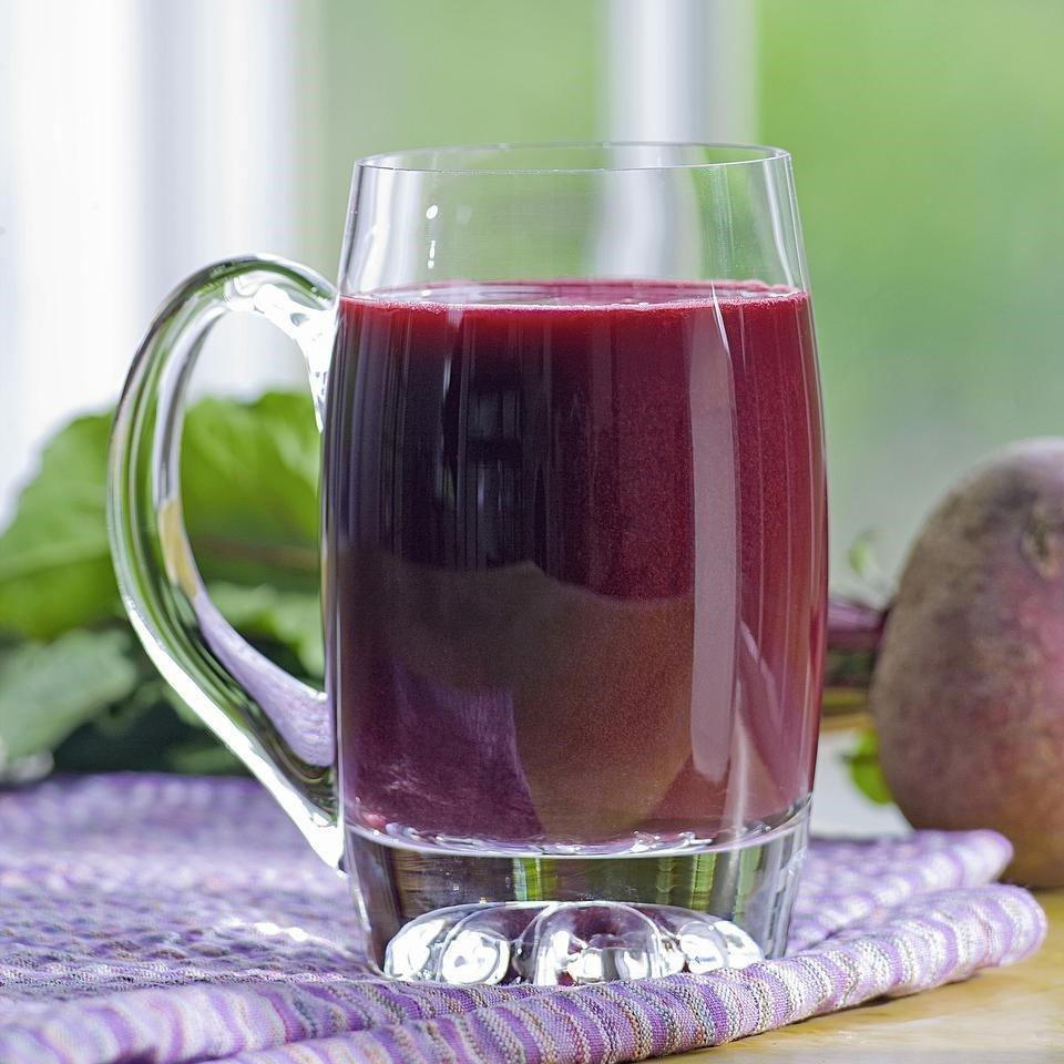 Ginger-Beet Juice