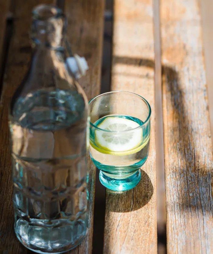 Sip Lemon Water