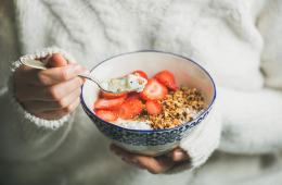 Healthy Yogurt Bowl