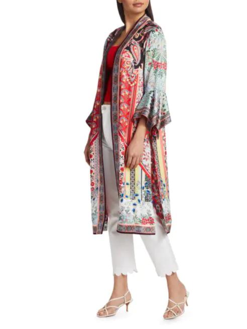 Lynn Reversible Kimono