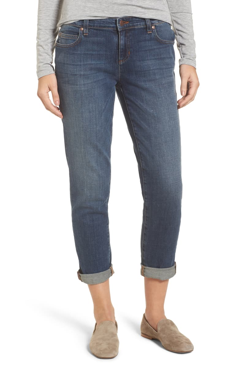 Organic Cotton Boyfriend Jeans