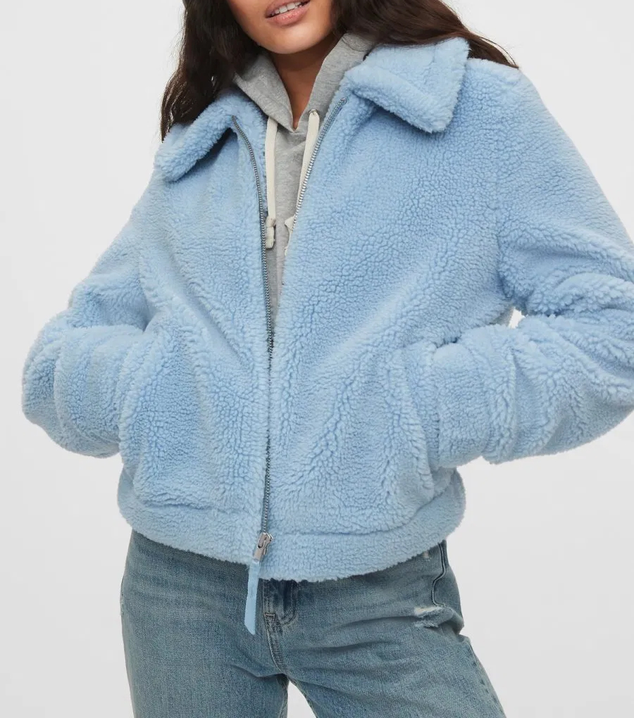 Gap Sherpa Jacket $98