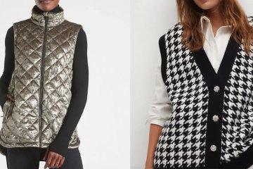 Featured vests