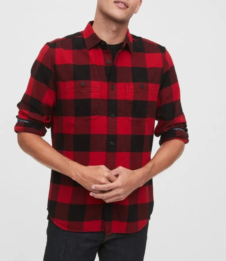 GAP Men's Flannel $59.95