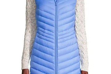 Lands' End Ultralight Packable Down Vest $49.97