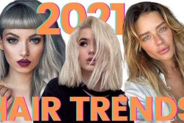 2021 Hair Trends
