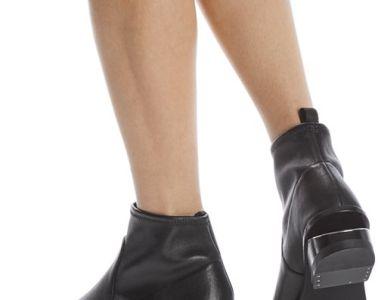 Kori Block Heel Bootie $595