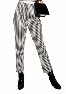 TopShop Houndstooth Trousers $80.00