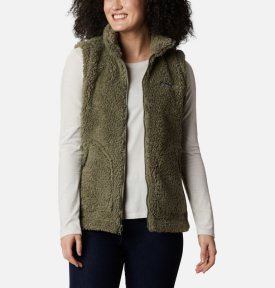 Colombia Winter Pass Sherpa Vest $70