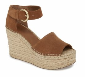 Marc Fisher Ltd Alida Espadrille Platform Wedge $149.00