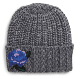 Free People Everything Rosy Beanie $14.97