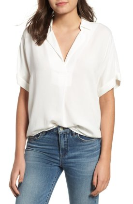 All In Favor Blouse $39
