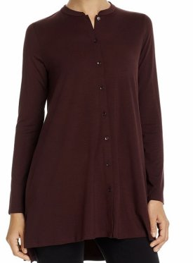 Eileen Fisher Button Front Tunic $178.00