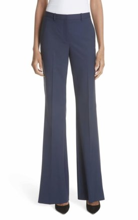 Theory Demitria 2 Stretch Wool Suit Pants $295.00