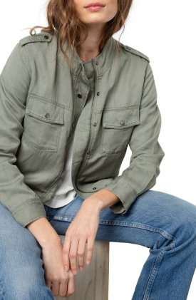 Collins Military Jacket $124.90