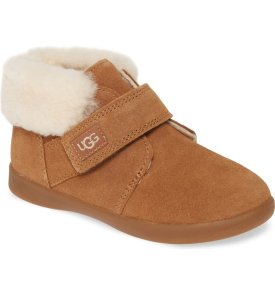 Nolen Genuine Shearling Boot