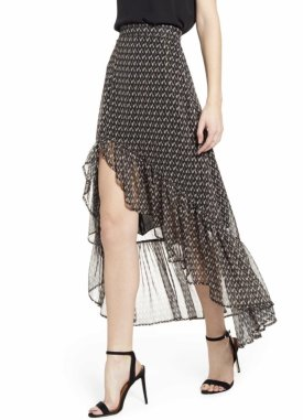 A La Plage High Low Skirt $141.00
