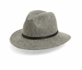 Treasure Bond Trim Panama Hat $49.00